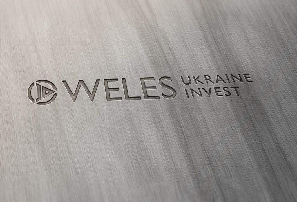 Logotype and corporate identity design for Weles investment company