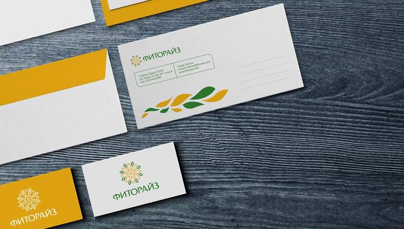 Fitorise logo design portfolio