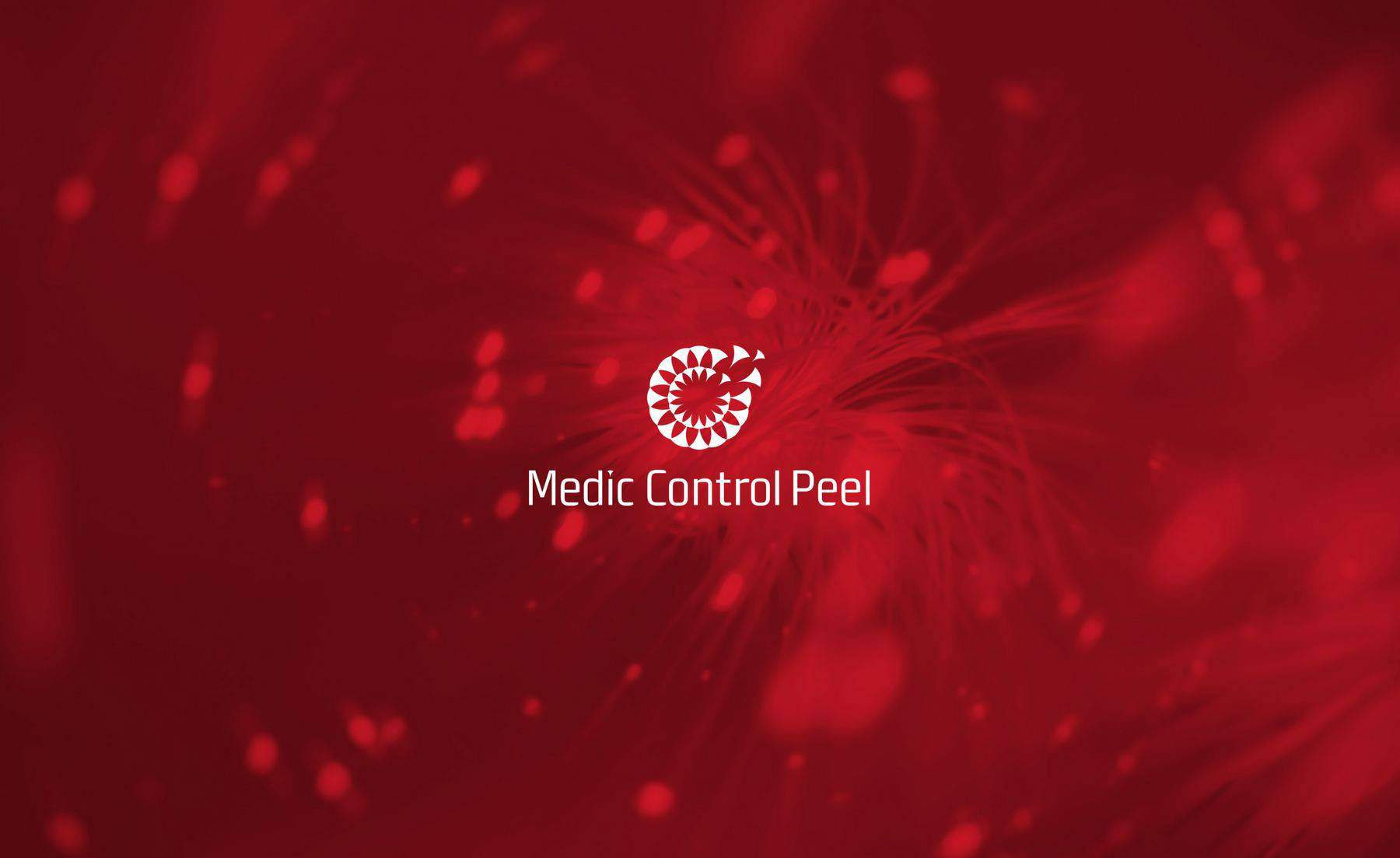 Corporate identity for Medic Control Peel portfolio