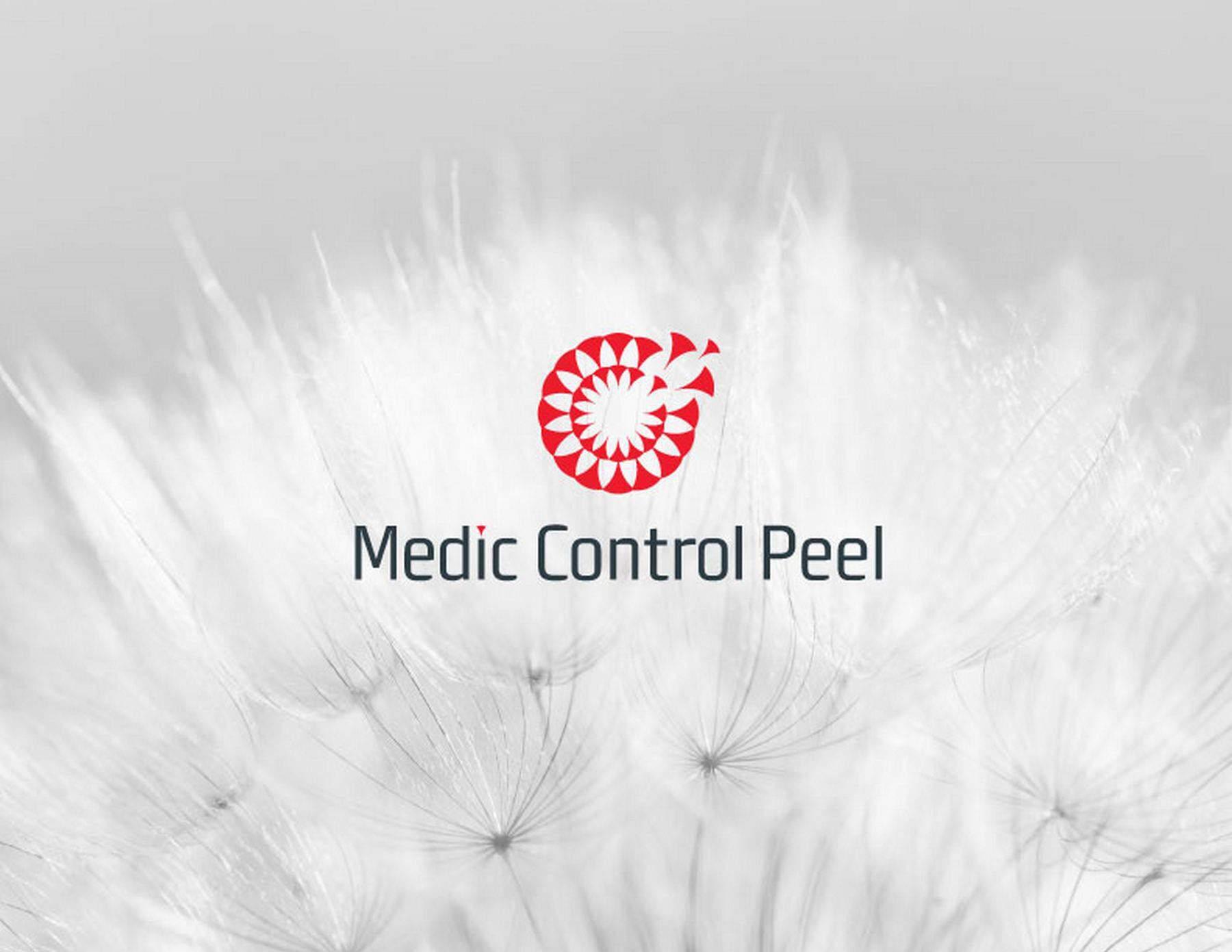 Разработка фирменного стиля для линейки пилингов MCP портфолио
