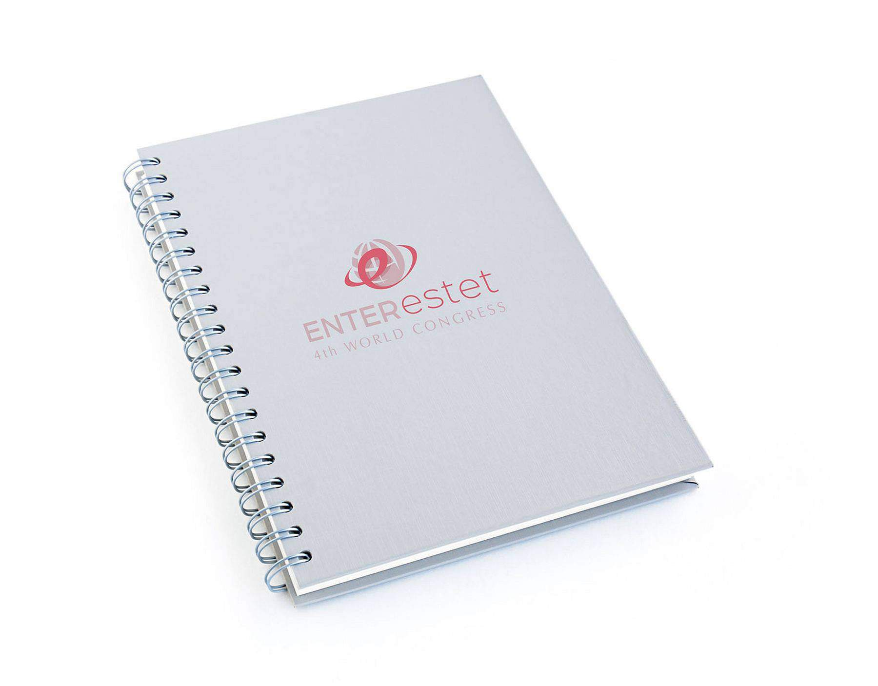ENTERESTET World anti-age congress logo design portfolio