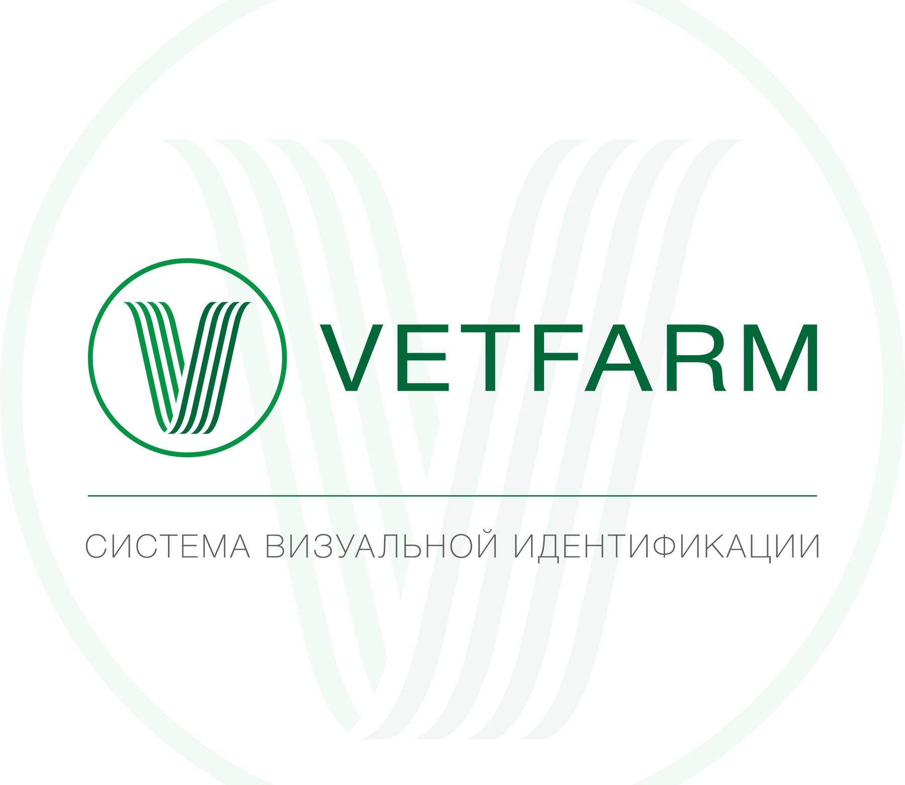 Brandbook development for Vetfarm company – manufacture, import and distribution of veterinary products portfolio