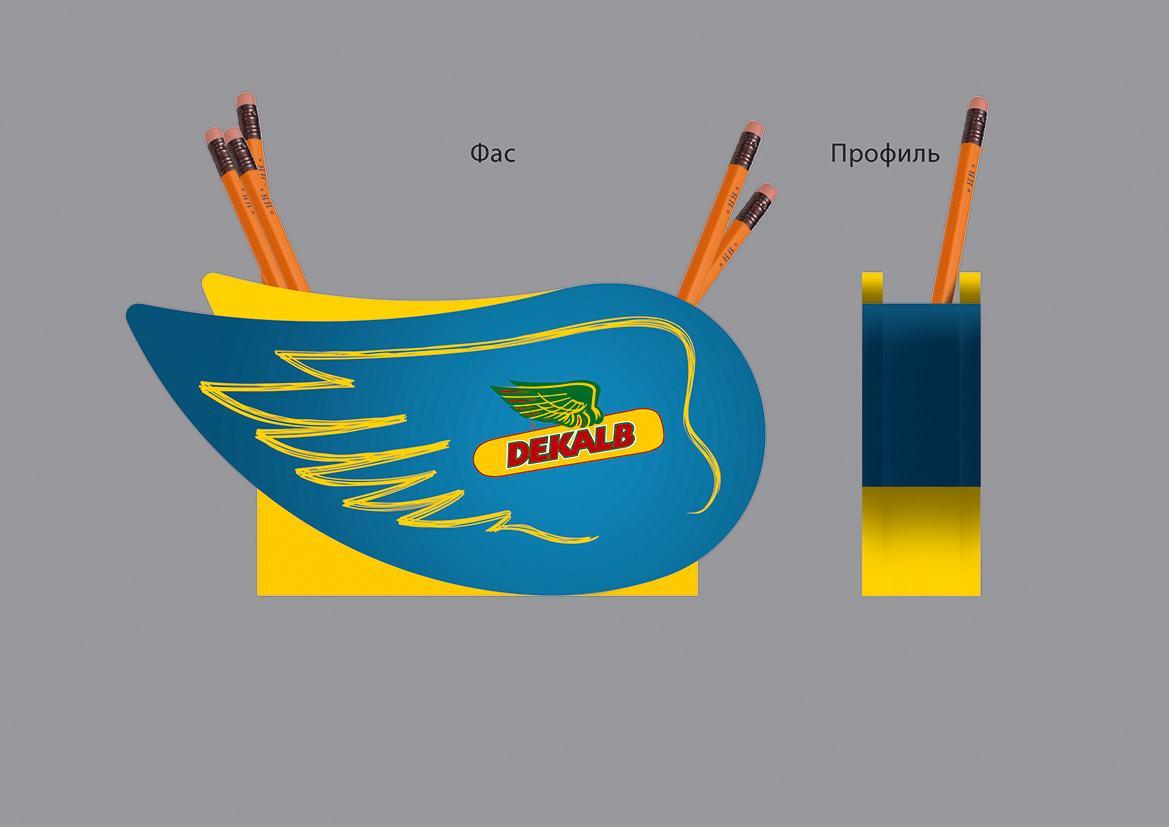 Эксклюзивный дизайн и производство держателя для ручек портфолио